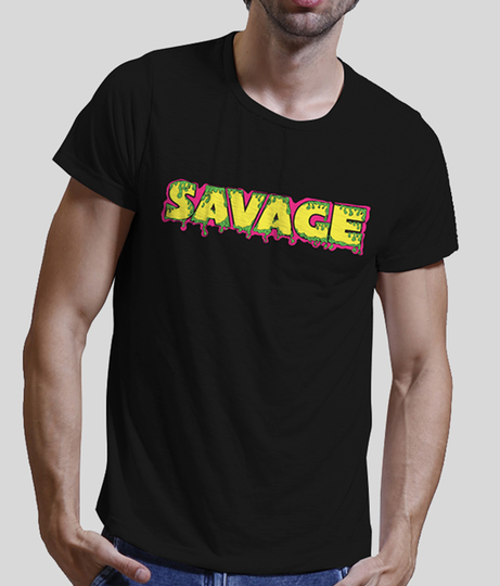 Savage front