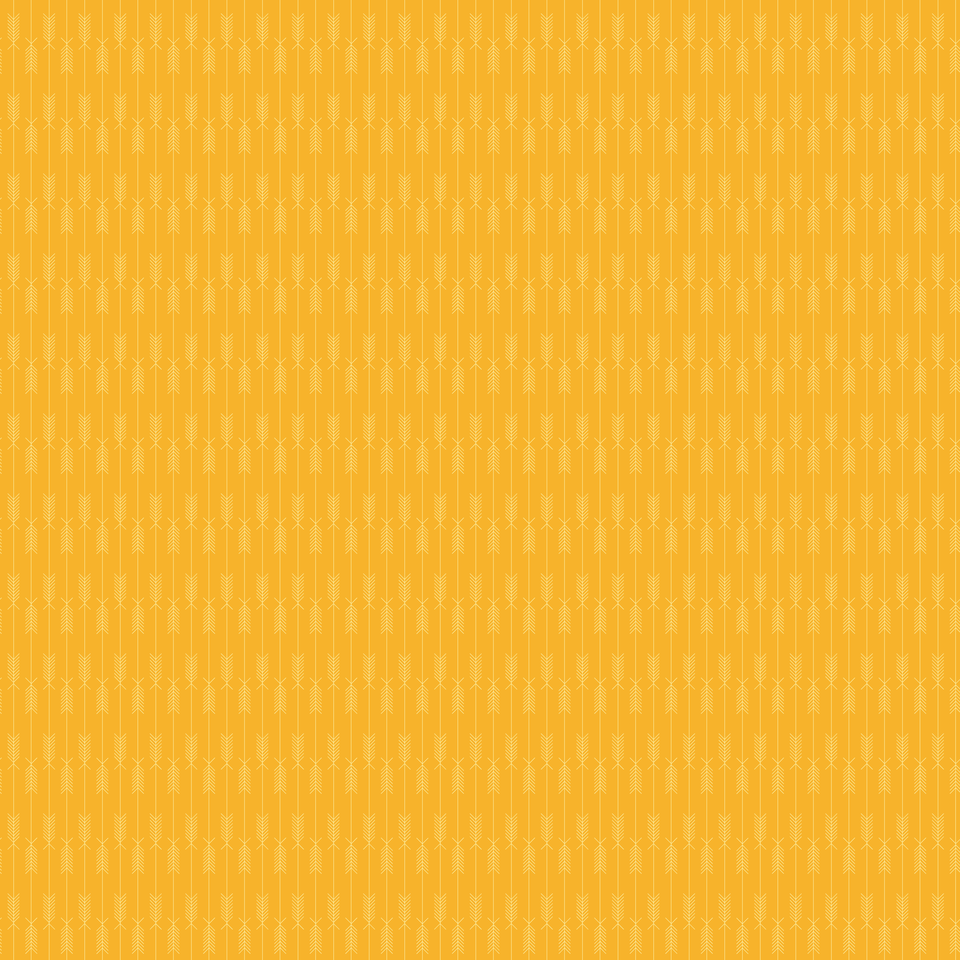 Yellow arrows fabric
