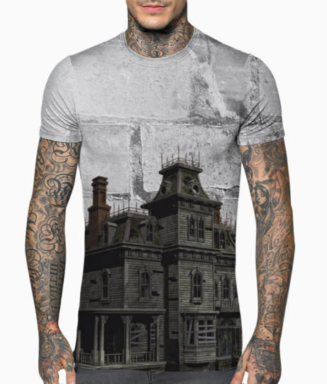 House t shirt front