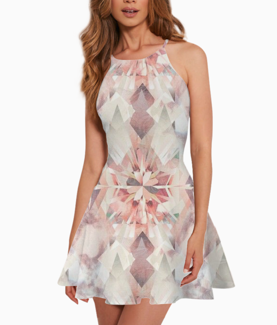 Reflections summer dress front