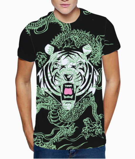 Into the wild t shirt front