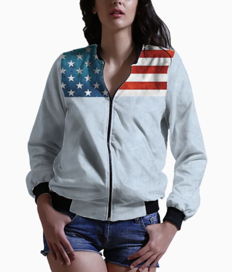 New york times women's bomber front