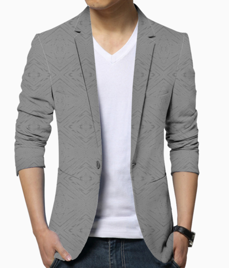 Perthitic men's blazer front