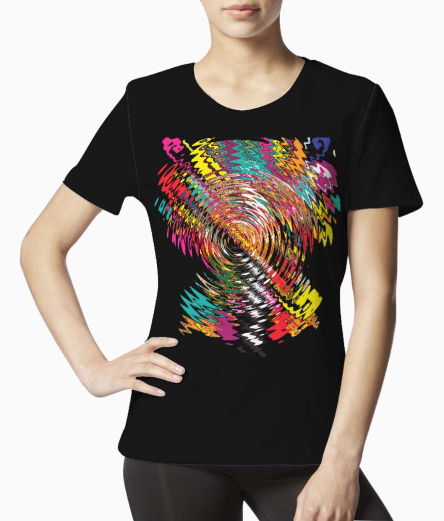 Tribal art1 tee front