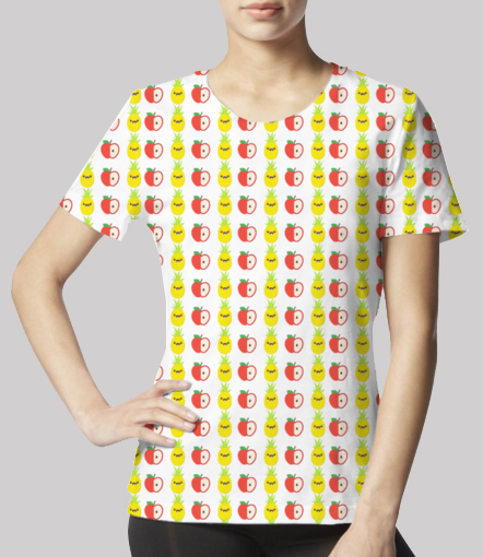 Fruity affair tee front