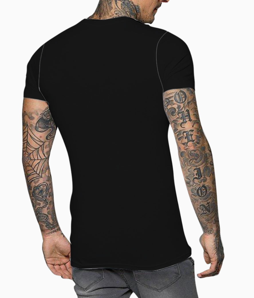 One love t shirt back
