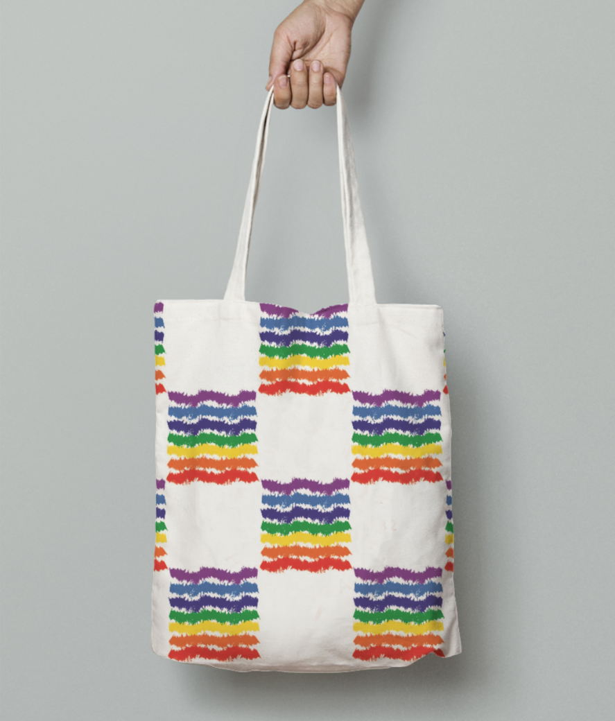 Untitled 2 tote bag front
