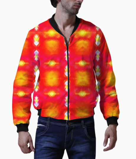 Tileable bomber front