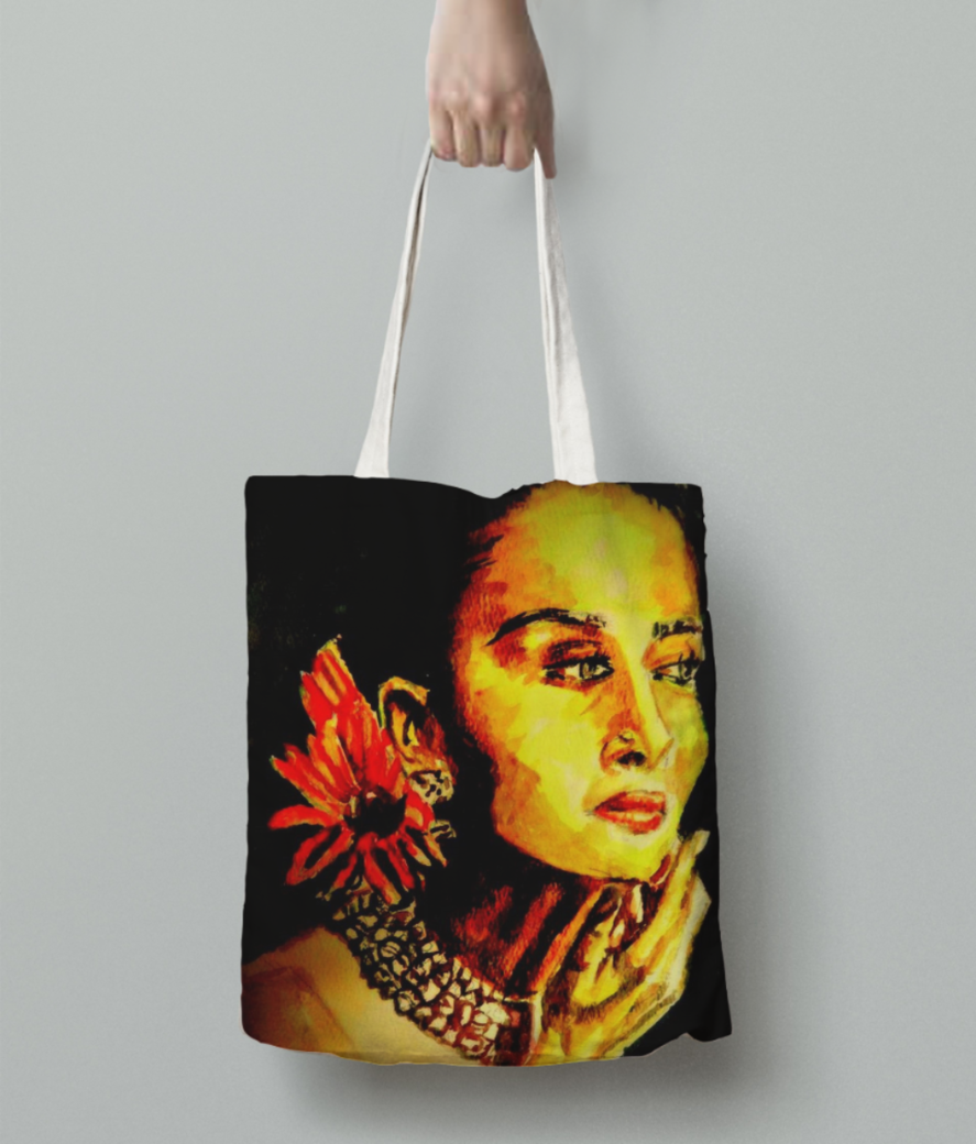 Lp n v big tote bag back