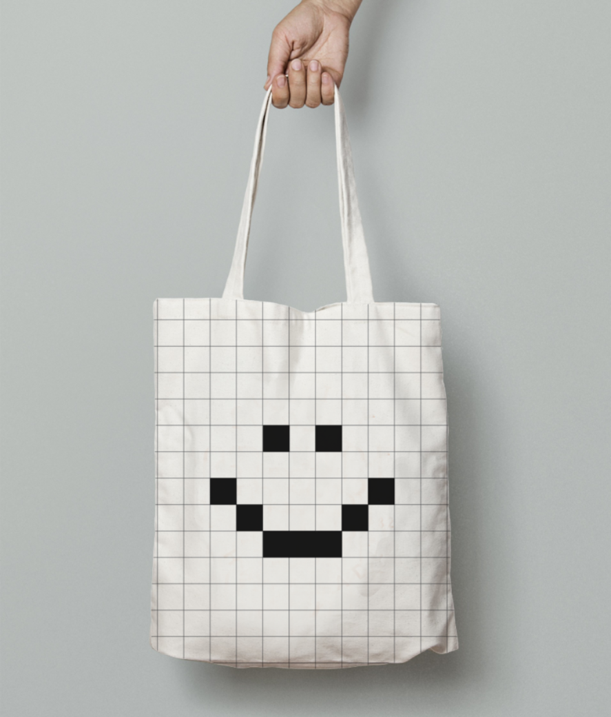 7 tote bag front