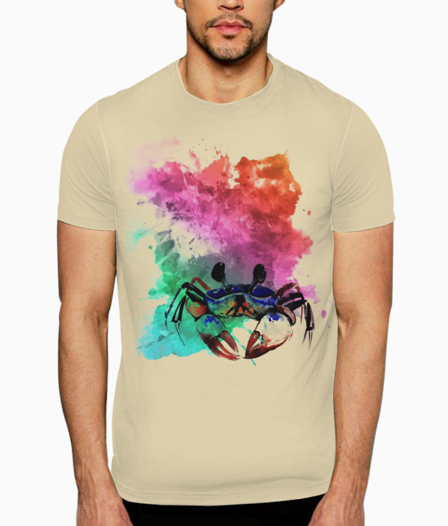 Cancer t shirt front