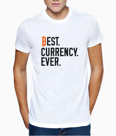 Best currency t shirt front
