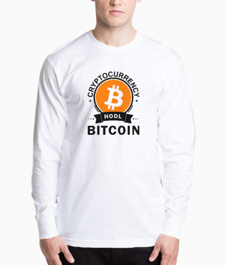 Cryptocurrency henley front