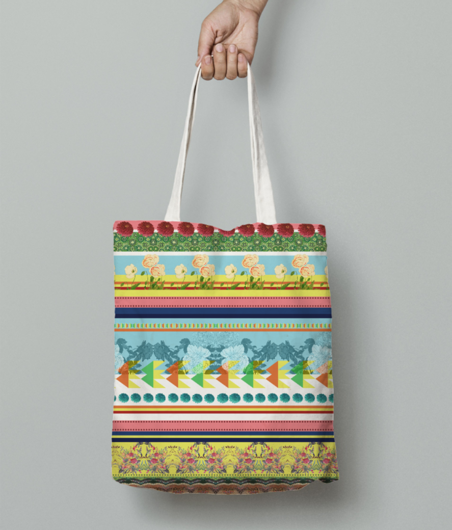 47 tote bag front