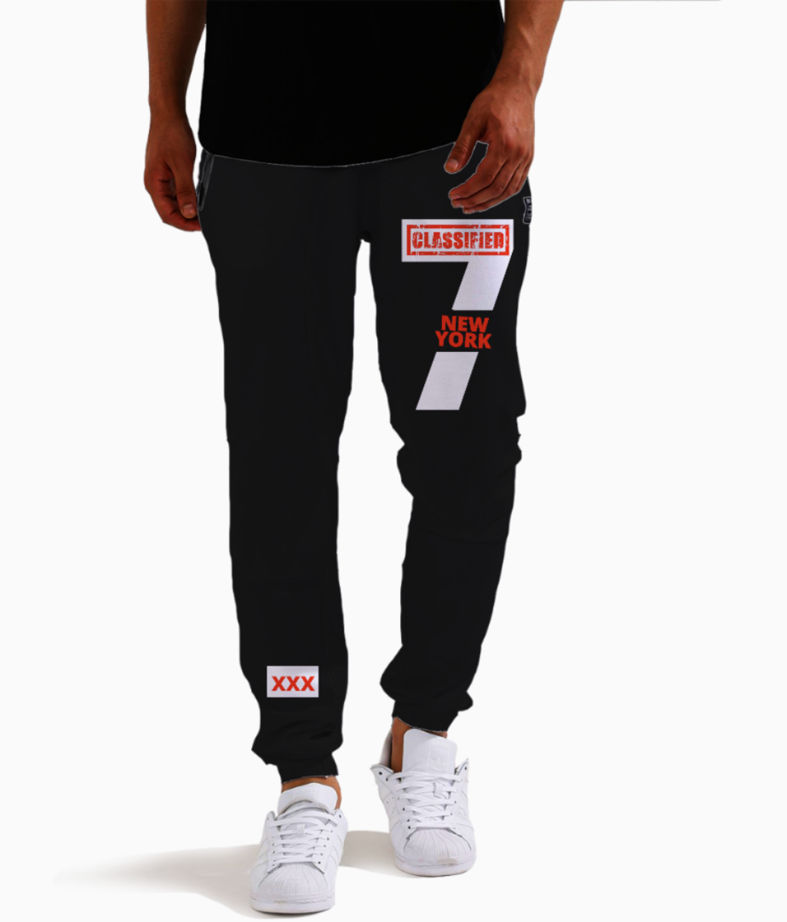 Sector 7 joggers front