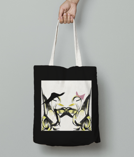 Project 45 2 tote bag front
