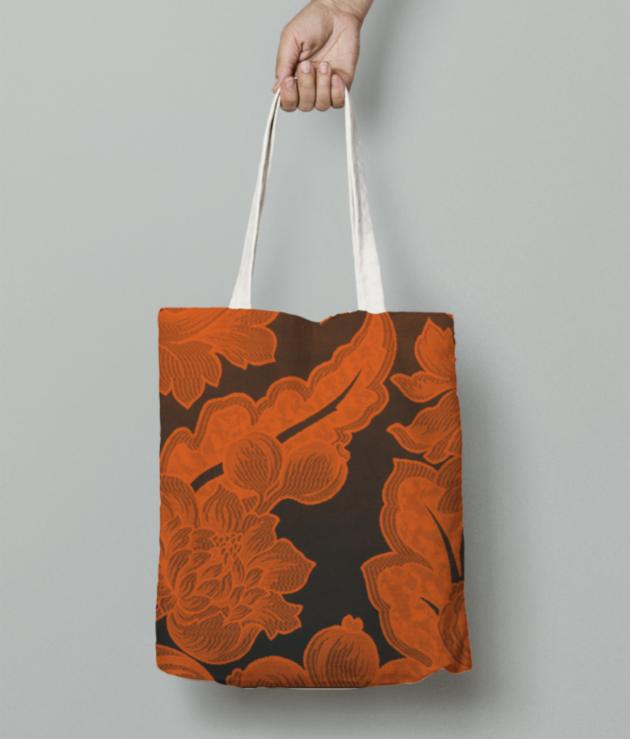 12 tote bag front