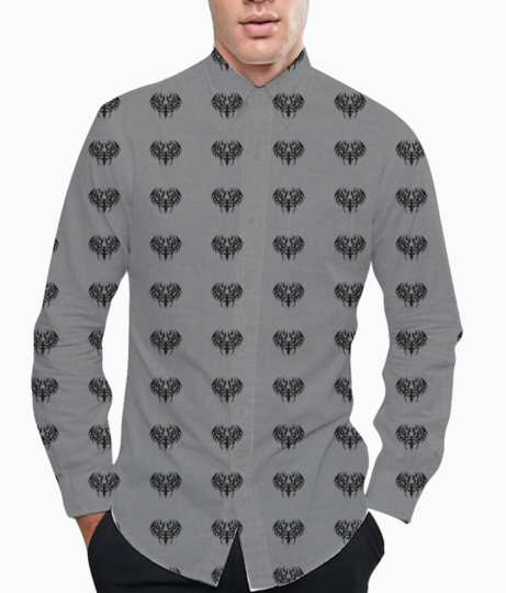 Tribes vibe1 basic shirt front