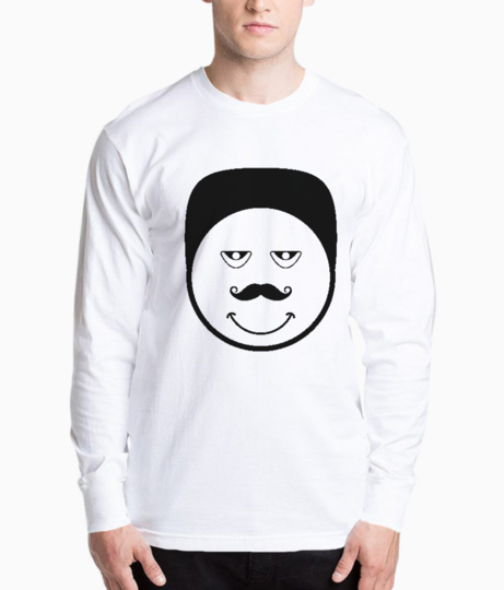Angry turban emoji henley front