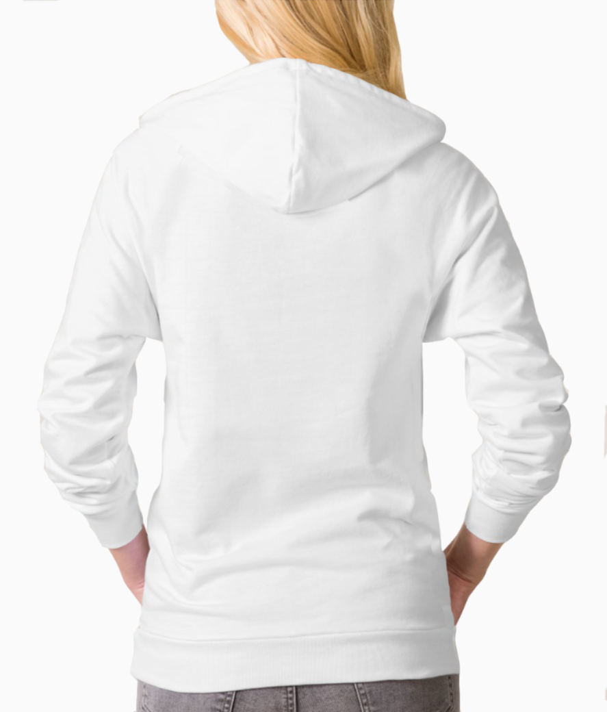 Hp sweatshirt back