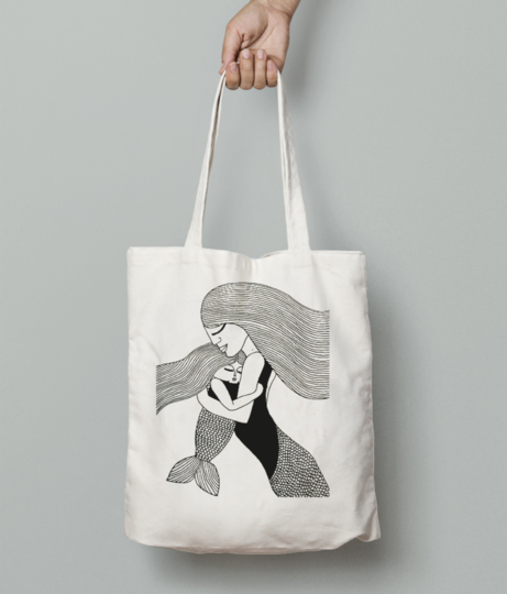 Uc 2 tote bag front