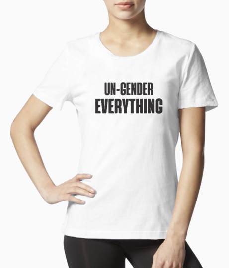 Everything tee front