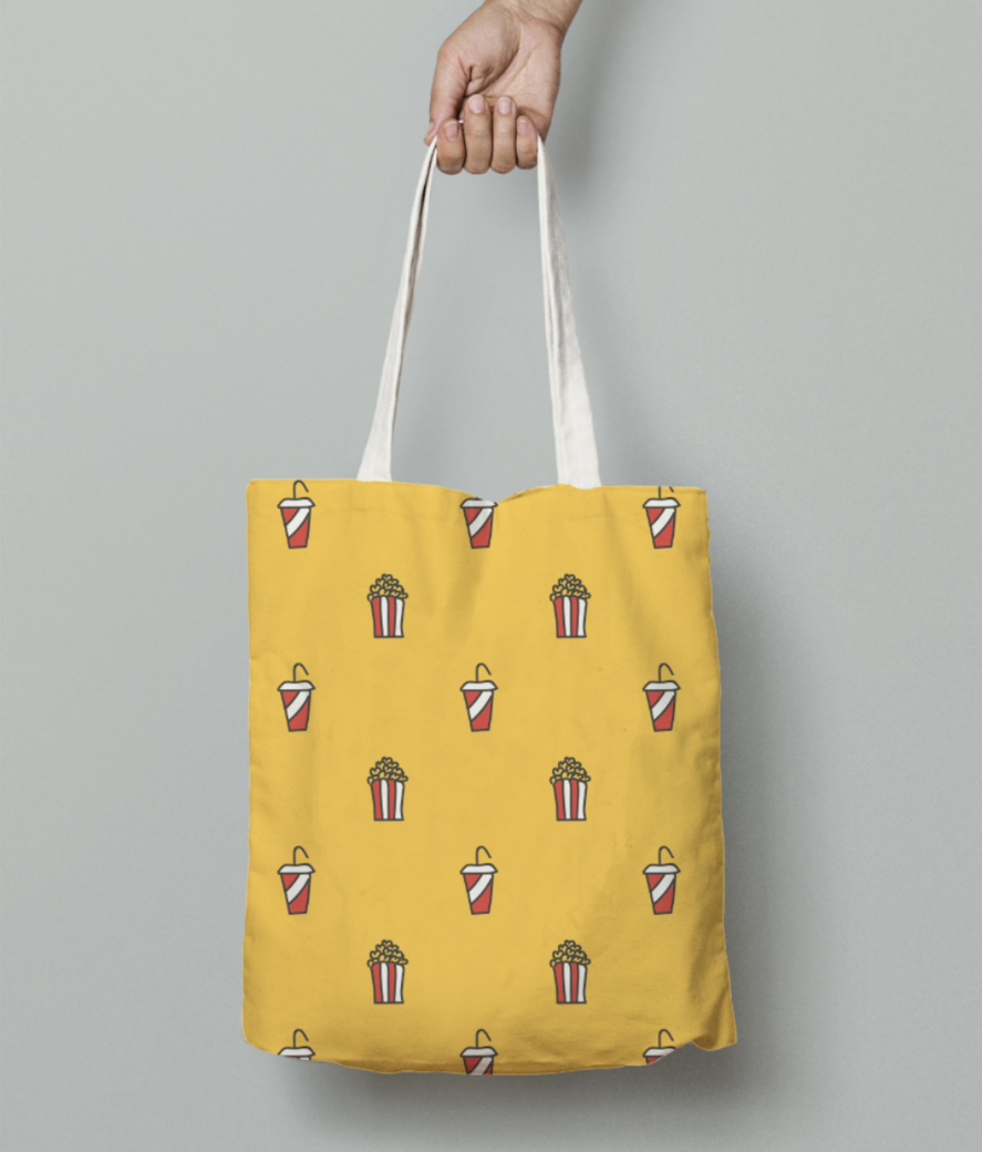 136 tote bag front