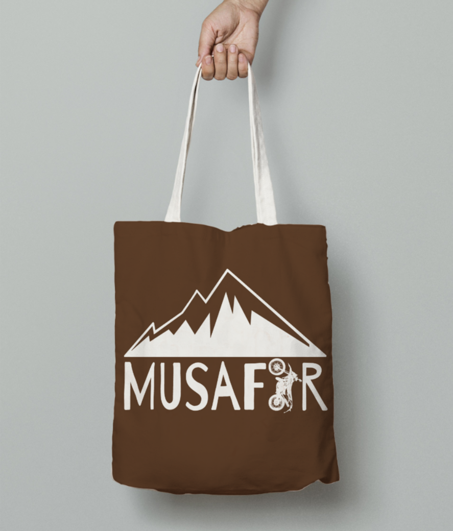 21 tote bag front