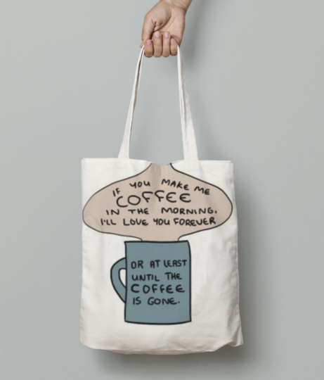 59f1e8c1102df11a0e2dc9a261eedc8c  funny coffee coffee humor tote bag front
