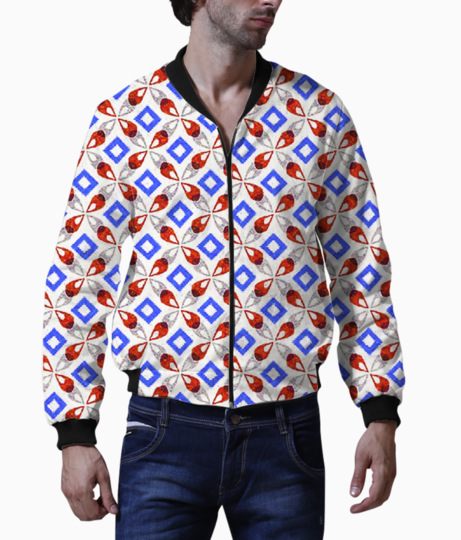 Mosaic bomber front