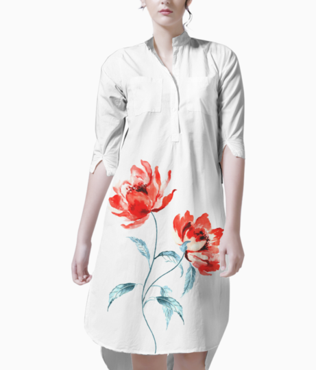 Stock photo enthusiasm is bold and unrestrained of flowers series the leaves and flowers art design 693839473 kurti front