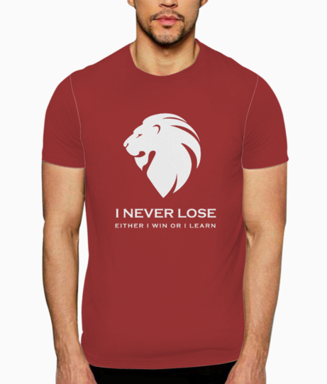 Quote t shirt front