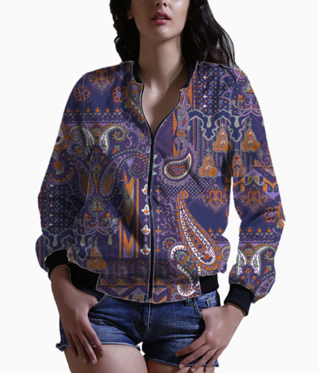 Paisley03 bomber front