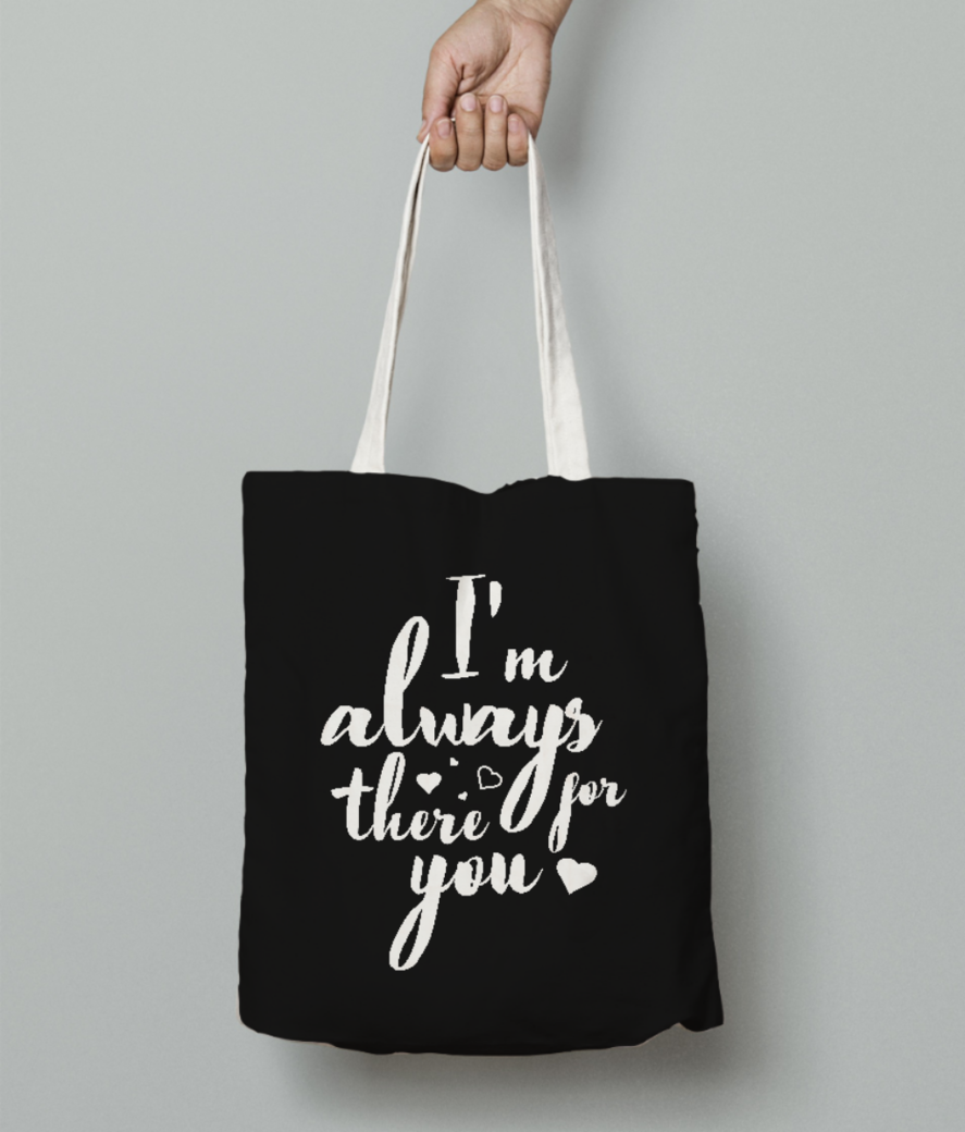 Thire foryo u tote bag front