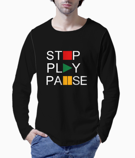 Stop play henley front