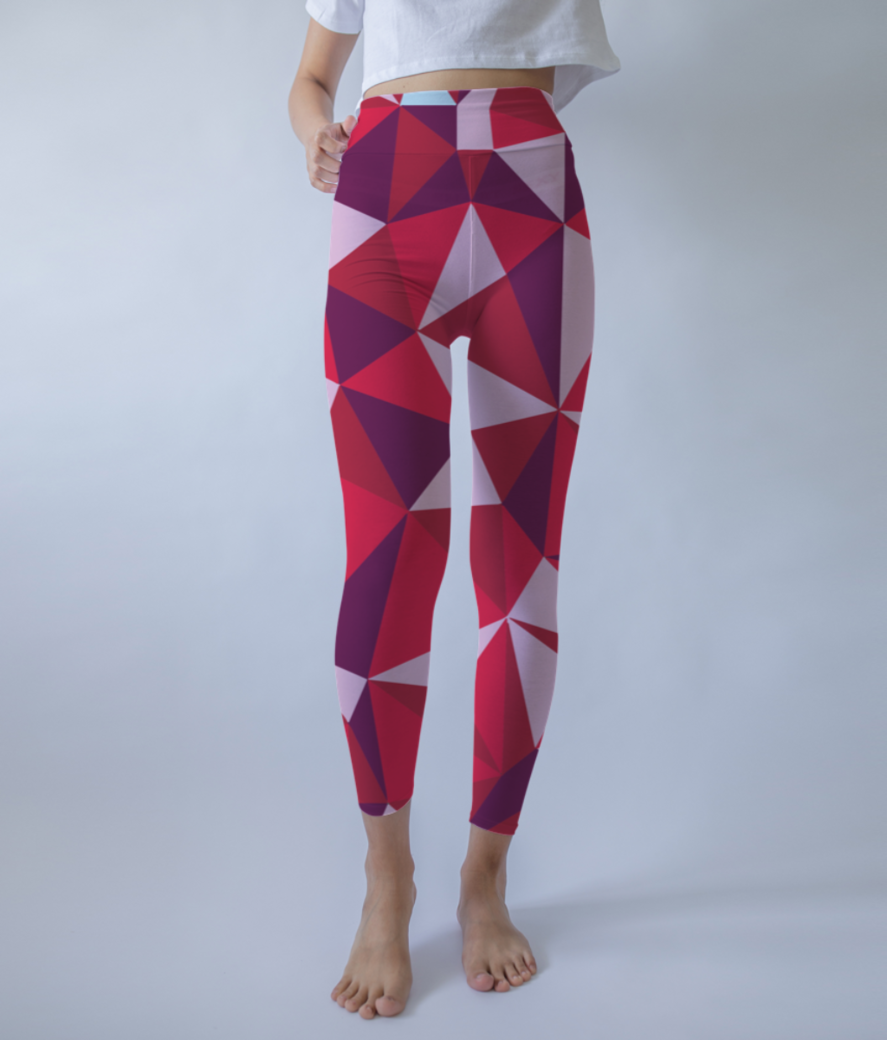 Ayushi mobile cover  01 leggings front