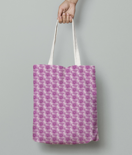 Rose seamless pattern background tote bag front