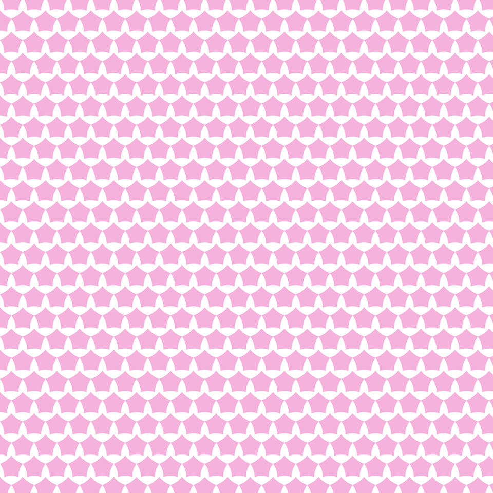 Abstract pink white seamless pattern background