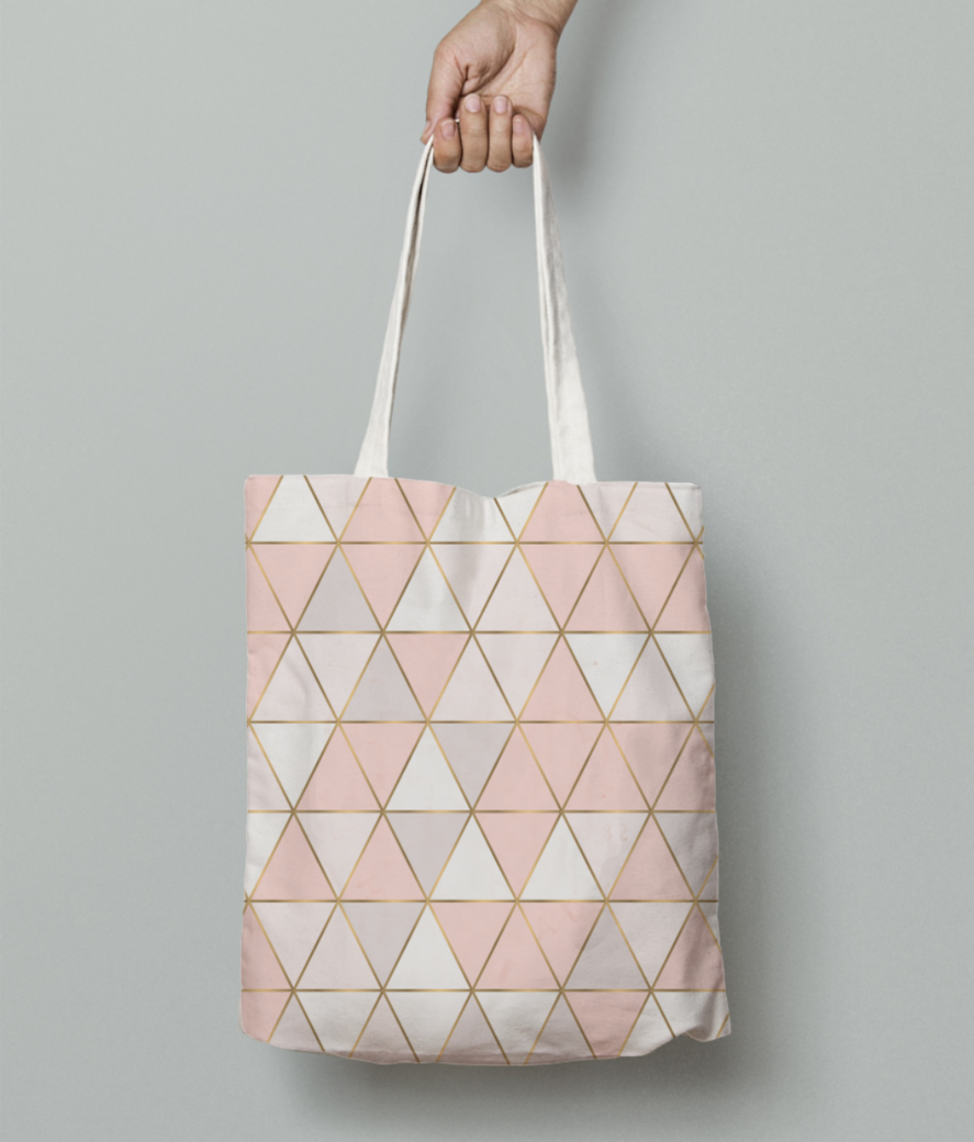 Design 2 tote bag front