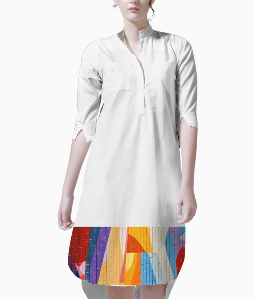 Mina color   copie 1 kurti front