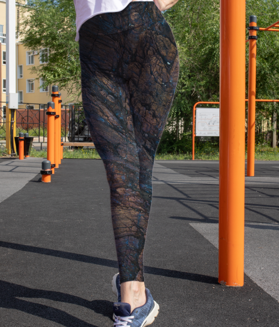 Mary rock leggings front