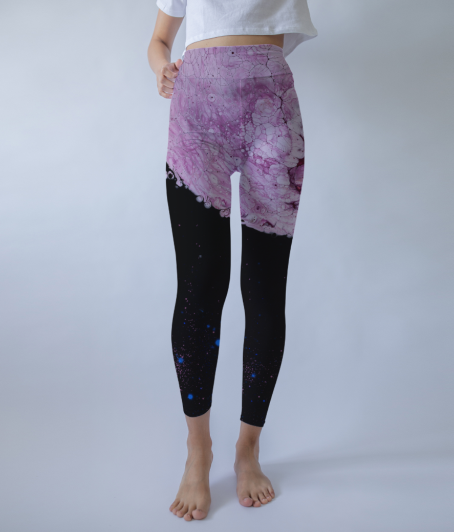 Sphere jerry leggings front