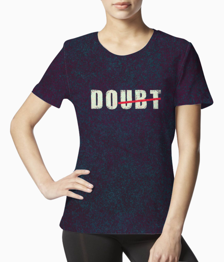 Do it tee front