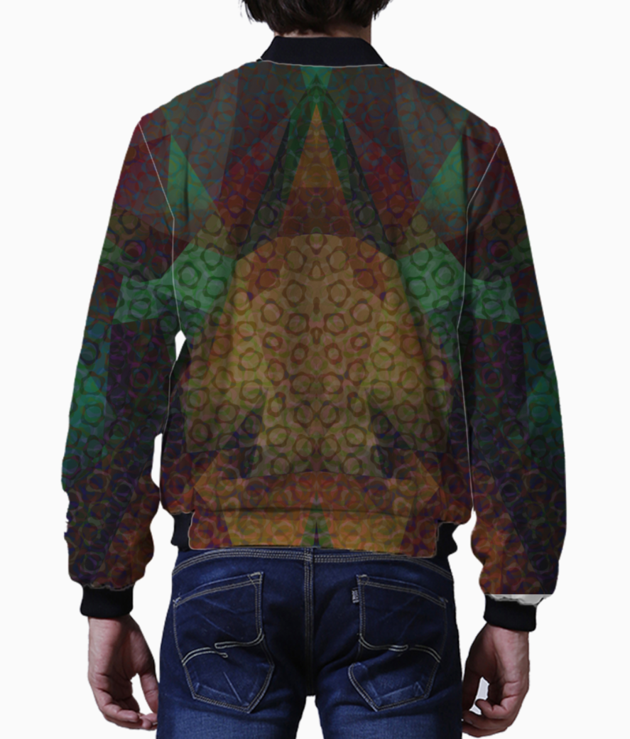 Alien art bomber back