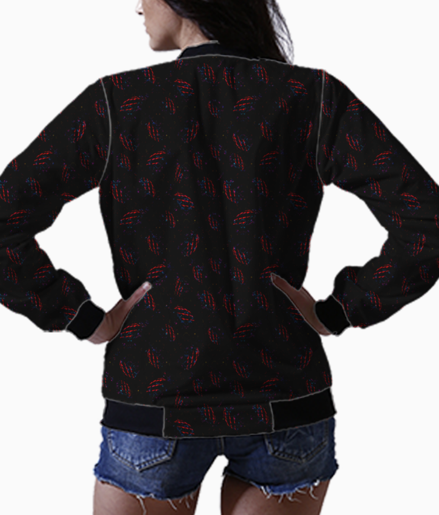 Black magic bomber back