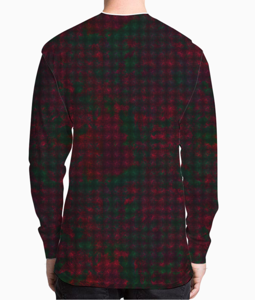 Checkers henley back