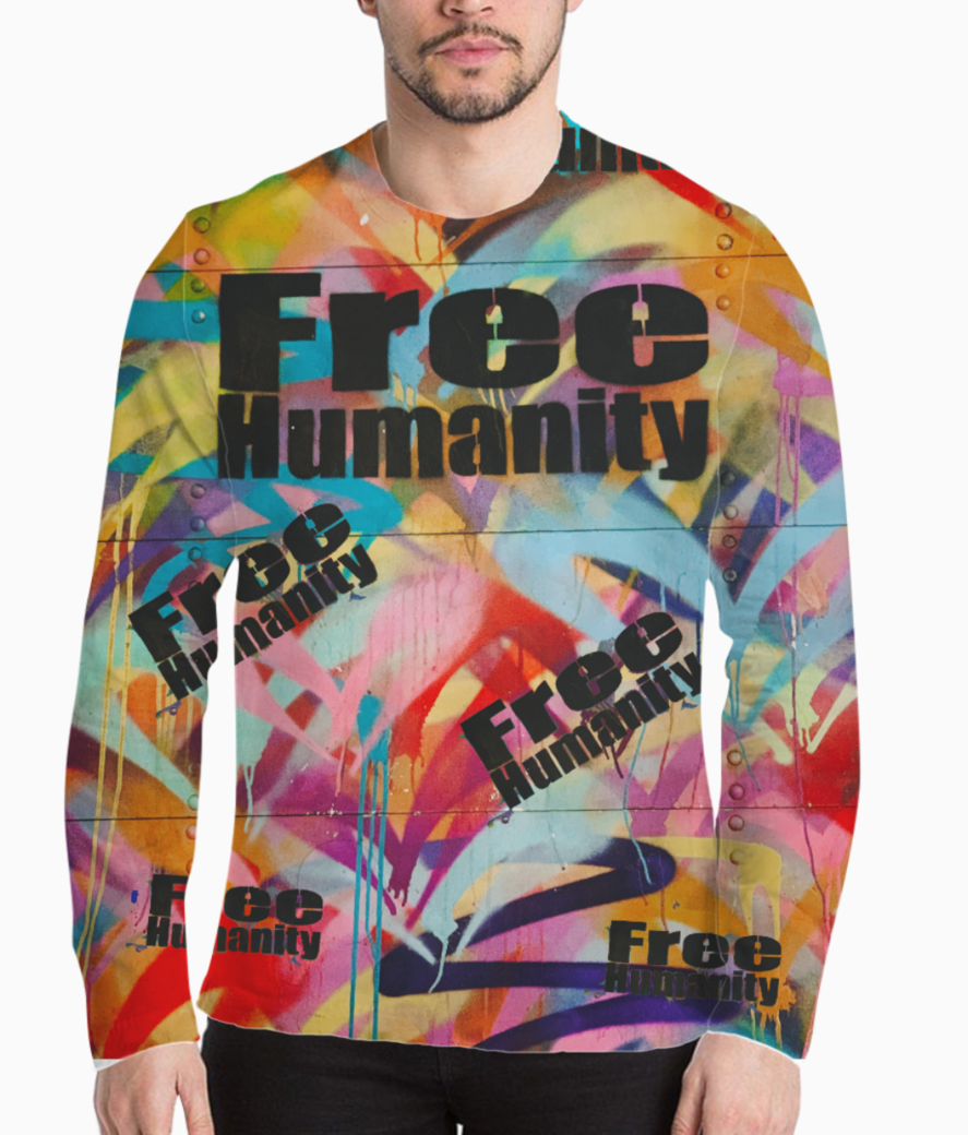 Free henley front