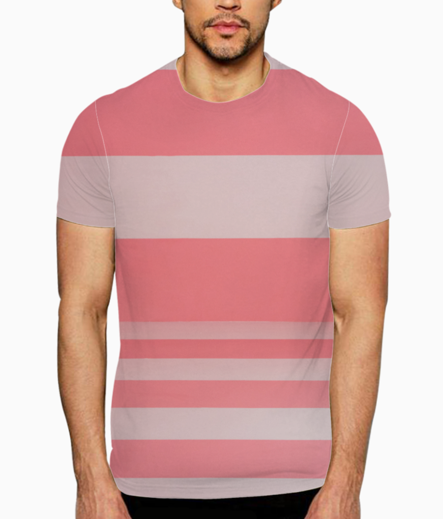 Pink kate t shirt front