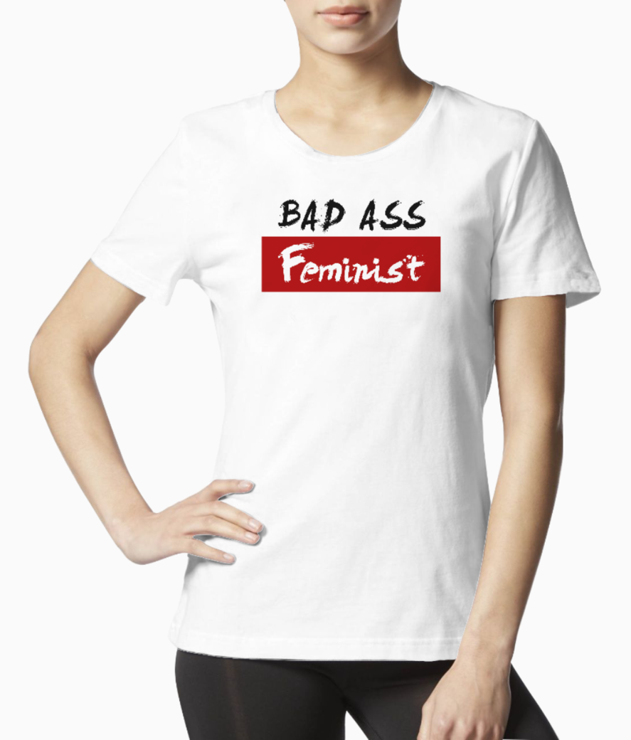 Feminist final tee front