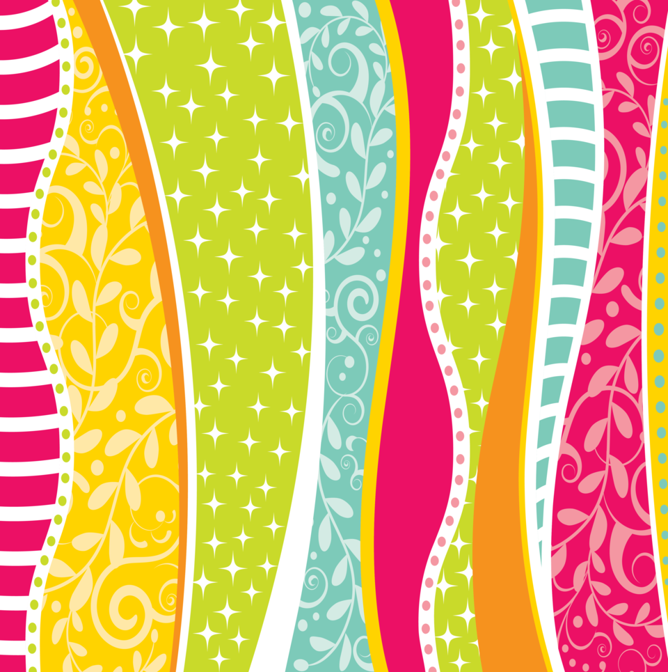 Abstract lines pattern 2